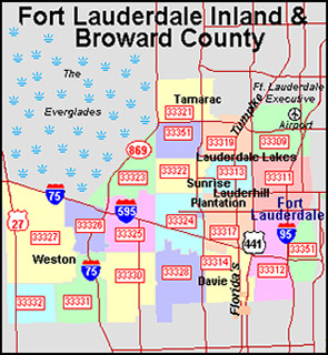 Broward County Zip Codes Maps – Epro on
